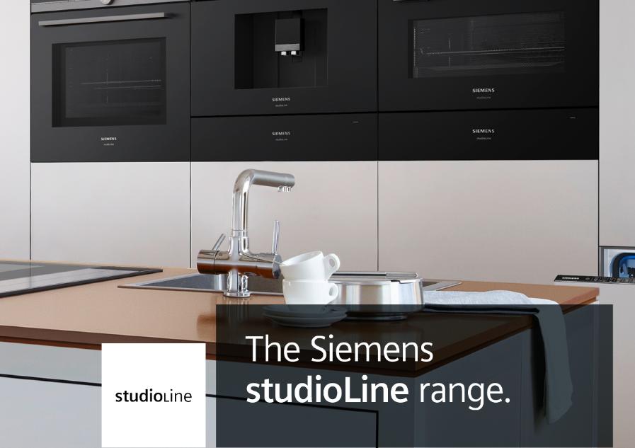Siemens studioLine 5 Year Warranty