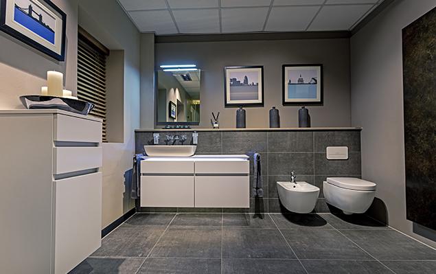 Lewis charles bathrooms