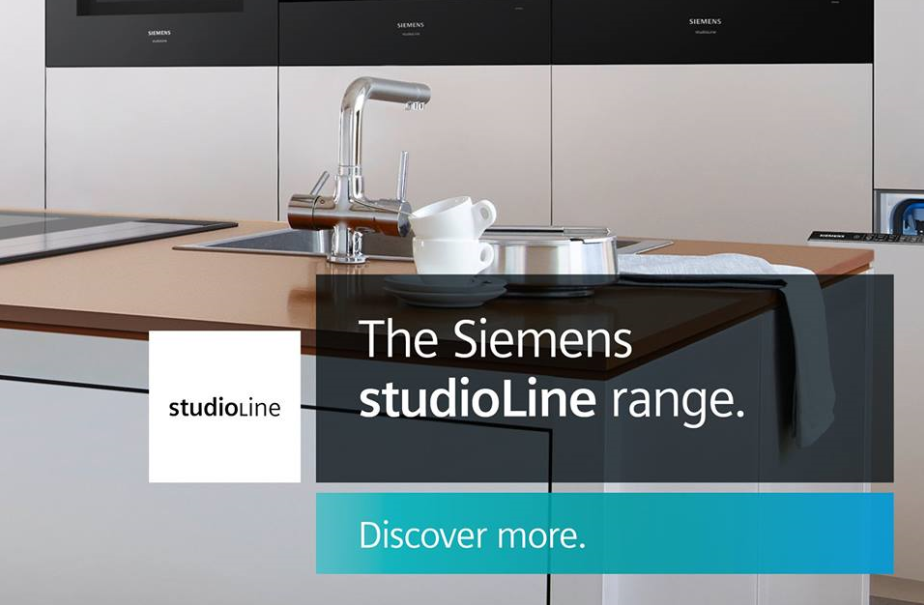 FREE Siemens Appliance on all new Kitchen orders this September!