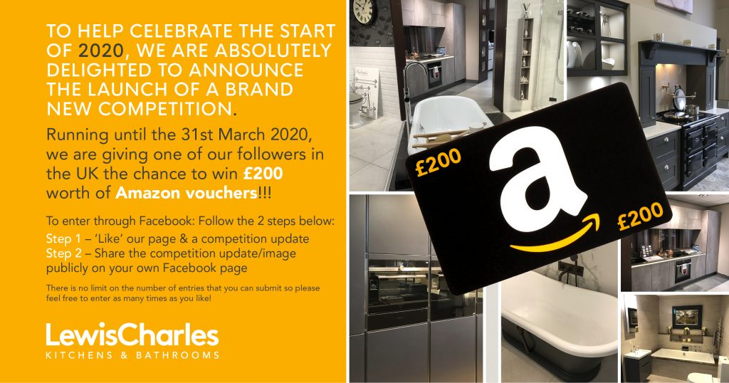 Lewis Charles Amazon Competition
